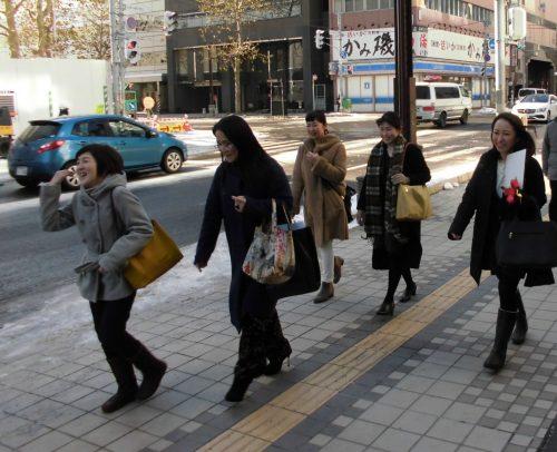札幌起業ガイドツアー