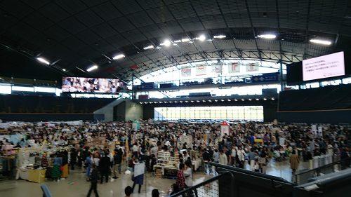 北海道最大のハンドメイドフェスティバル
