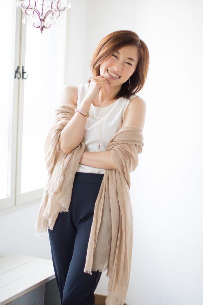 津田恵子さんフォト