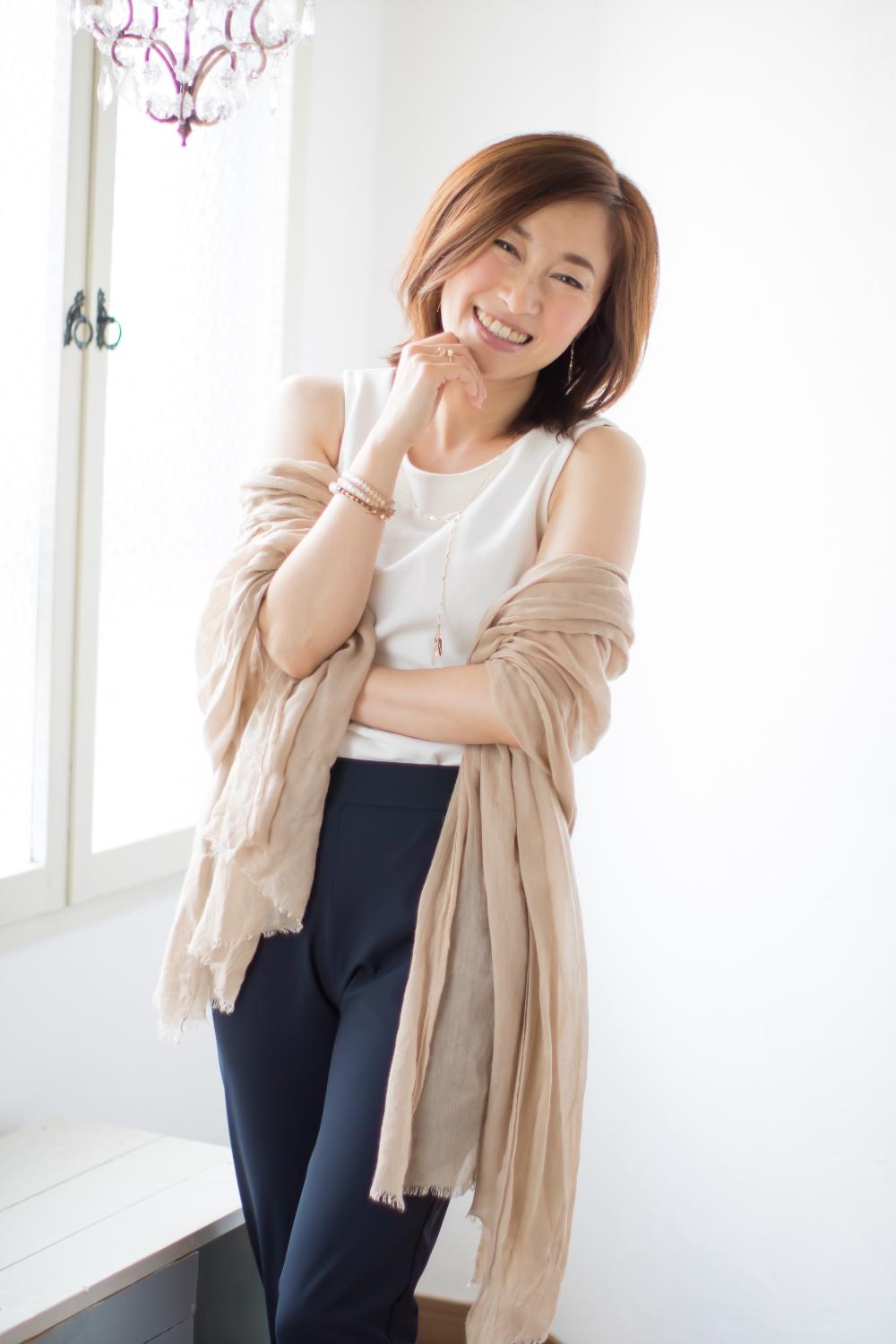 津田恵子さん