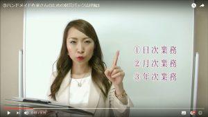 ハンドメイド作家さんのための経営パック動画
